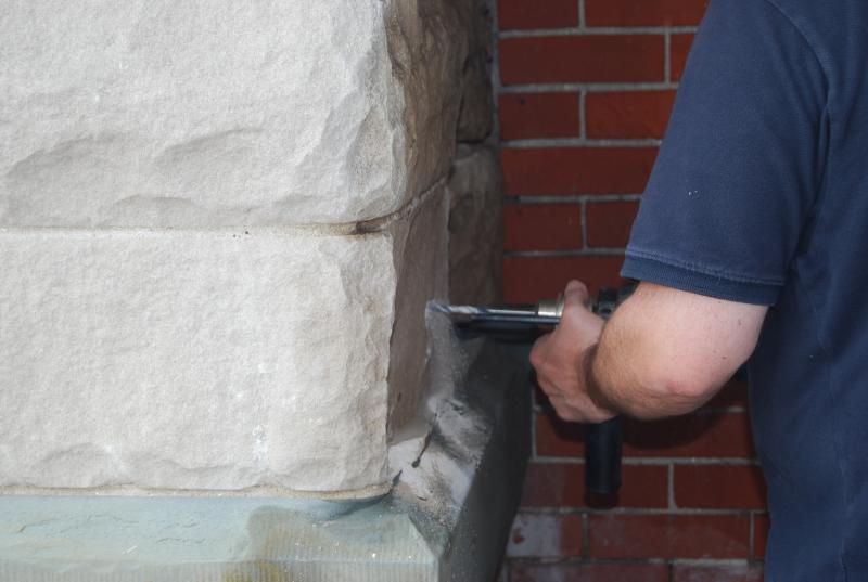 Repair of historic masonry